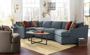 living room manhatton sectional slatelsf sofa with cuddler