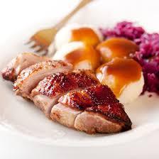 recette magret de canard à la marinade