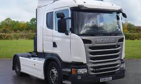 2014 Scania G410 4x2 Tractor Unit With Sleeper Cab: Commercial ...
