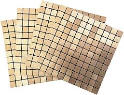 3d fliesenaufkleber mosaik selbstklebende mosaik fliesen