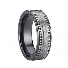 322 best Tungsten Wedding Bands images on Pinterest