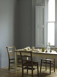 Muted Blue Kitchen Dining Room Fired Earth Paints