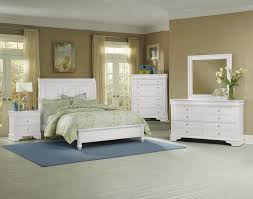 Vaughan Bassett Bedroom Sets by Vaughan Bassett French Market Soft White 384 Bedroom Group