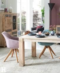 pastellbunte esszimmer sessel bringen farbenfrohe stimmung