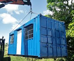 100 Containers Homes CIACS LTD Container Modification Specialists