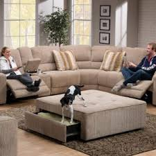 Beige Sectional Living Room Ideas by Furniture Lovely Oversized Coffee Table For Living Room Furniture