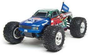 100 Mini Monster Trucks Rival Truck Team Associated