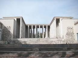 musee d modern de la ville de musée d moderne de la ville de arts places the