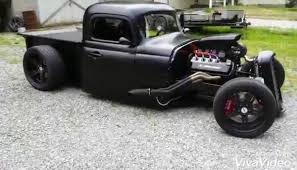 Custom 1956 International Truck With A Mustang Powertrain – Engine ... Confirmed 2018 Shelby Gt350 Mustang Ford Authority Global Truck War Ranger Vs Chevy Colorado Concept The A 2012 Gt Running Gear Dguised In 1964 F100 Meet The Super Snake And F150 Work Truck Faest Street Mustang In World Youtube Wrecked Lives On As Custom Rat Rod Ford Mustang V6 Velgen Wheels Vmb9 Matte Gunmetal 20x9 20x10 Inside Fords New 475hp Bullitt Pickup Edge St Motoring World Usa Takes 3 Awards At Sema With Hottest Watch Ram Truckbased 4x4 Hit By After Driver Polishes It During Traffic Stop