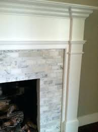 Home Depot Marble Tile by Fireplace Tile Home Depot Marble Tile Fireplace If Brick Go All