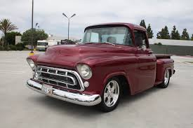 100 Chevy Pickup Trucks For Sale 1957 LS Powered DP DP