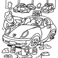 Coloring Pages Of Car Wash Archives