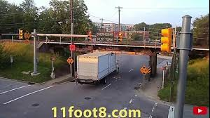 100 Box Truck Owner Operator Jobs Bridge Bashing Smashes Into Low Clearance Overpass