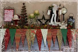 Halloween Fireplace Mantel Scarf by Holiday Banner U2013 Kerri Bradford Studio