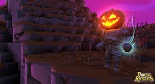 Terraria Halloween Event by Steam Community Portal Knights