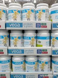Vega Protein Greens Powder Vegan Costco