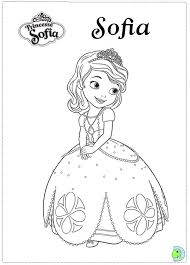 Epic Sofia The First Coloring Pages 38 In Books With