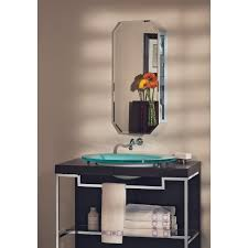 Afina Basix Medicine Cabinets by Jensen Medicine Cabinet Metro Deluxe 15w X 35h In Surface Mount