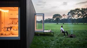 100 Minimalist Cabins This Startup Rents Out Homes In Top Secret Locations