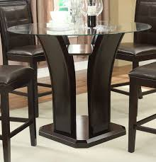 brown glass dining table a sofa furniture outlet los