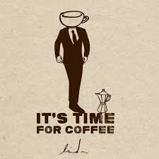 Time For Coffee Dance GIF