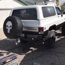 WIY Custom Bumpers - Chevy Blazer Full Size Trucks - MOVE