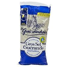 sel de cuisine amazon com coarse sea salt from guerande gros sel de guerande