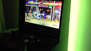 Arcade Cabinet Plans 32 Lcd by Mame Cabinet Xtension Arcade With Xarcade Tank Stick Youtube