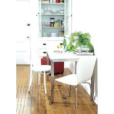 White Parsons Tables Parson Chairs Dining Room New Top Stainless Steel Table