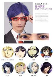 Prescription Halloween Contacts by Best 25 Cosplay Contacts Ideas On Pinterest Anime Eye Makeup