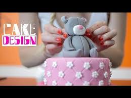cake design gâteau d anniversaire pour fille