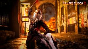 killing floor 2 pre order bonus