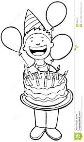 Party clipart black and white 14