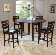 Value City Furniture Kitchen Sets by Primo International 4540 Drop Leaf Gathering Height Table With