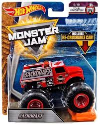 Hot Wheels Monster Jam Backdraft Die-Cast Car #9/19 | Zolo's Room Hot Wheels Monster Jam Mutants Thekidzone Mighty Minis 2 Pack Assortment 600 Pirate Takedown Samko And Miko Toy Warehouse Radical Rescue Epic Adds 1015 2018 Case K Ebay Assorted The Backdraft Diecast Car 919 Zolos Room Giant Fun Rise Of The Trucks Grave Digger Twin Amazoncom Mutt Dalmatian Buy Truck 164 Crushstation Flw87 Review Dan Harga N E A Police Re