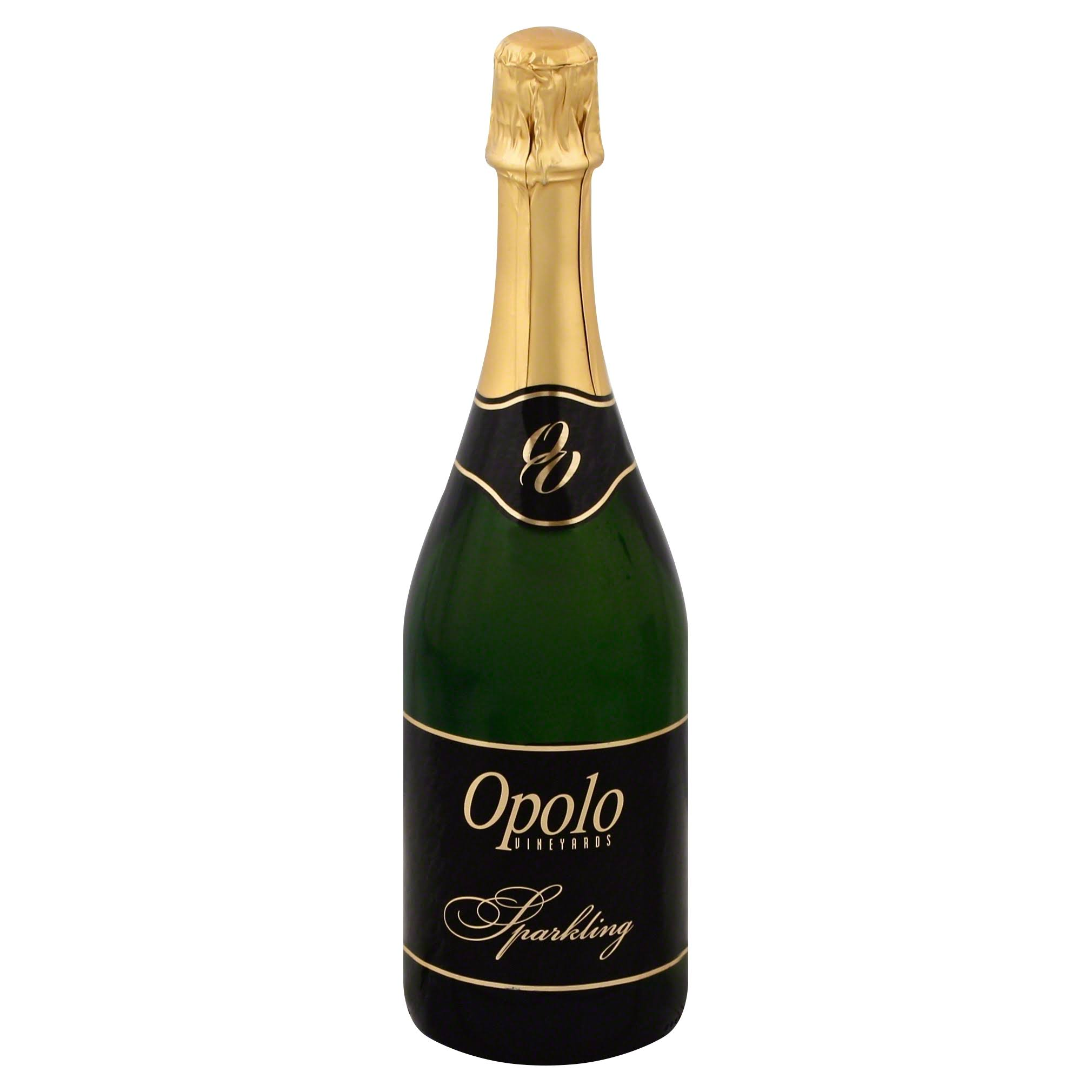 Opolo Vineyards Sparkling Wine, California - 750 ml