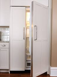 Cabinet Style Refrigerator Doors Design Ideas Pictures Remodel And Decor