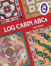 Log Cabin ABCs at From Marti featuring Quilting with The Perfect
