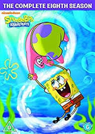 spongebob squarepants season 8 dvd amazon co uk dvd blu ray
