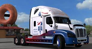A.T.A Skin For Freightliner Cascadia • ATS Mods | American Truck ... Ruckawardnominations Heavy Vehicles Eberstein Wherite Principal Discusses Rest Break Rules For Truckers Trucking Barometer Retailers Expect A Solid Holiday Shopping Season Ata Reports Tonnage Up December 2012 Cdllife Driverfacts Renewed As Featured Product Program Provider Atruck Index Up 82 Yoy Fuelsnews Truck Drivers In The Next Cade Syntranet Reinforce Safety As Number One Pority Dealers Australia Management Conference And Exhibition Mce 2017 Truckerplanet Qualifying Underway For 80th National Driving Championships Driver Shortage Critical To Us Economy Says Cummins