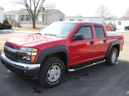 100 Used Colorado Trucks For Sale 2005 Chevrolet Pictures CarGurus