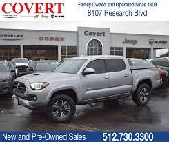100 Toyota Tacoma Used Trucks Austin TRD Sport 2017 For Sale