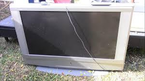 what s inside a 50 sony grand wega rear projection tv