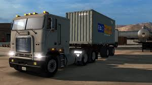 Container 20ft 2 Axles • ATS Mods | American Truck Simulator Mods