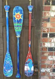 decorative oars and paddles 100 best paddle images on canoe paddles and