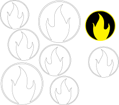 Tf2 Halloween Spells For Sale by Tf2 Pyro Sleeve Patch Line Drawing Multiple Sizes Straight And