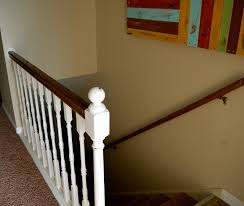 Refinish Banister - Neaucomic.com Chic On A Shoestring Decorating How To Stain Stair Railings And Best 25 Refinish Staircase Ideas Pinterest Stairs Wrought Iron Stair Railing Iron Stpaint An Oak Banister The Shortcut Methodno Howtos Diy Rail Refishing Youtube Photo Gallery Cabinets Boise My Refinished Staircase A Nesters Nest Painted Railings By Chameleon Pating Slc Ut Railing Concept Ideas 16834 Of Barrier Basic Gate About