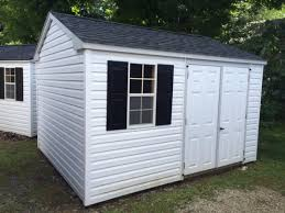 Amish Built Storage Sheds Illinois by Bargain Structures In Stock Pine Creek Structures
