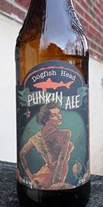 Ichabod Pumpkin Beer Calories by Punkin Ale Dogfish Head Craft Brewery Beeradvocate