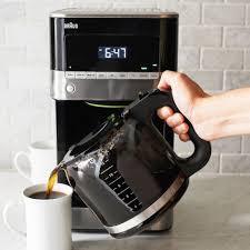 Braun BrewSense Stainless Steel 12 Cup Coffee Maker
